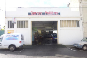Photo du garage à ANGOULÊME : Garage Paillères